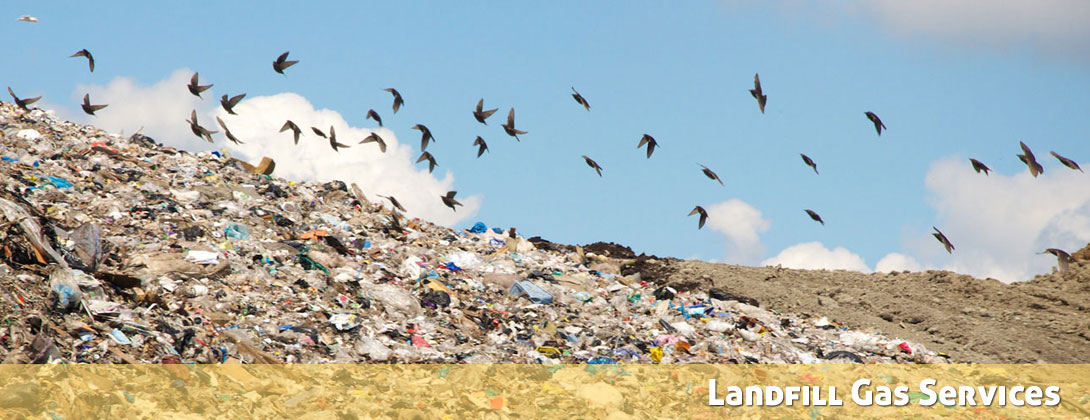 landfill gas services